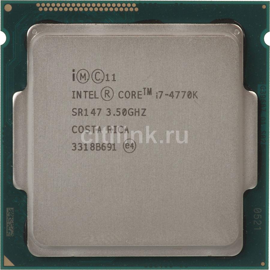 Процессор INTEL Core i7 4770K, LGA 1150,  OEM