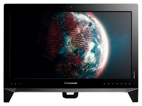 Моноблок LENOVO B350, Intel Core i5 4440S, 6Гб, 1000Гб, AMD Radeon HD 8570 - 2048 Мб, DVD-RW, Windows 8, черный [57321083]