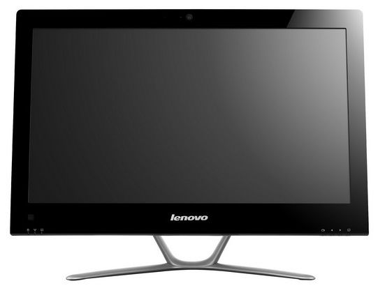 Моноблок LENOVO C440, Intel Core i3 3240, 4Гб, 500Гб, DVD-RW, Windows 8 [57316071]