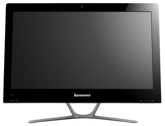 Моноблок LENOVO C540, Intel Pentium Dual-Core G2030, 4Гб, 1000Гб, nVIDIA GeForce 705M - 2048 Мб, DVD-RW, Windows 8, черный [57319864]