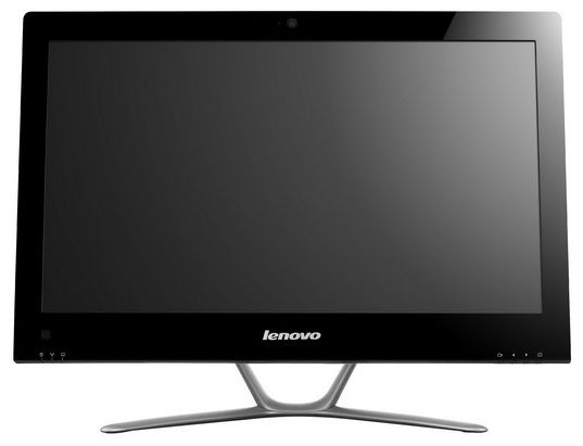 Моноблок LENOVO C540, Intel Core i3 3240, 4Гб, 500Гб, nVIDIA GeForce 705M - 2048 Мб, DVD-RW, Windows 8 [57319861]