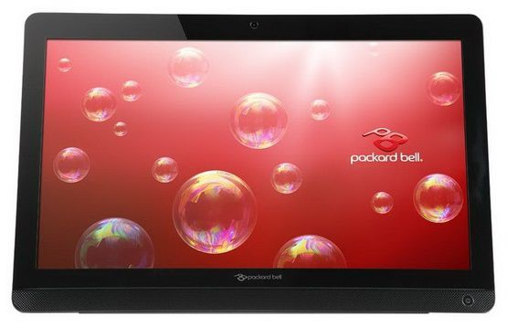 Моноблок ACER Packard Bell oneTwo S3270, AMD A4 5000, 4Гб, 500Гб, AMD Radeon HD 8330, DVD-RW, Free DOS, черный [dq.u85er.006]