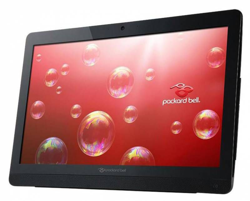 Моноблок ACER Packard Bell oneTwo S3270, AMD E1 2500, 4Гб, 750Гб, AMD Radeon HD 8240, DVD-RW, Windows 8, черный [dq.u86er.003]