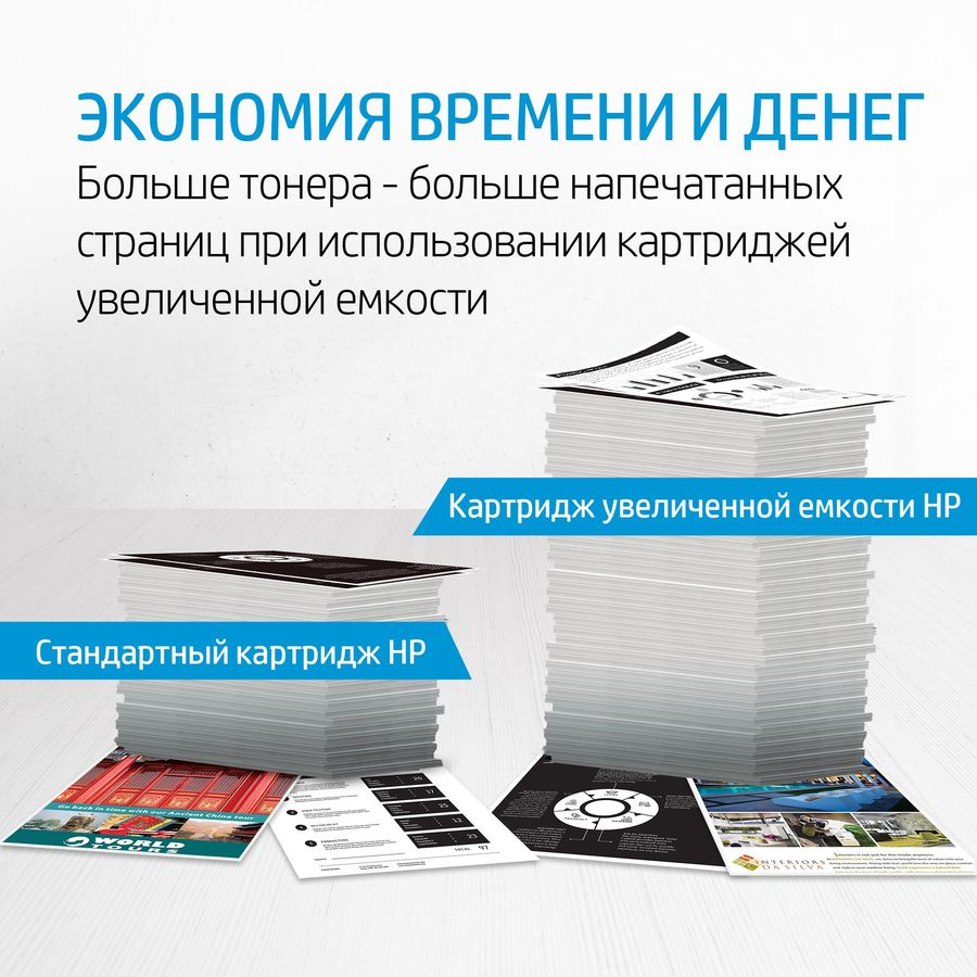 Двойная упаковка картриджей HP Q5949XD черный