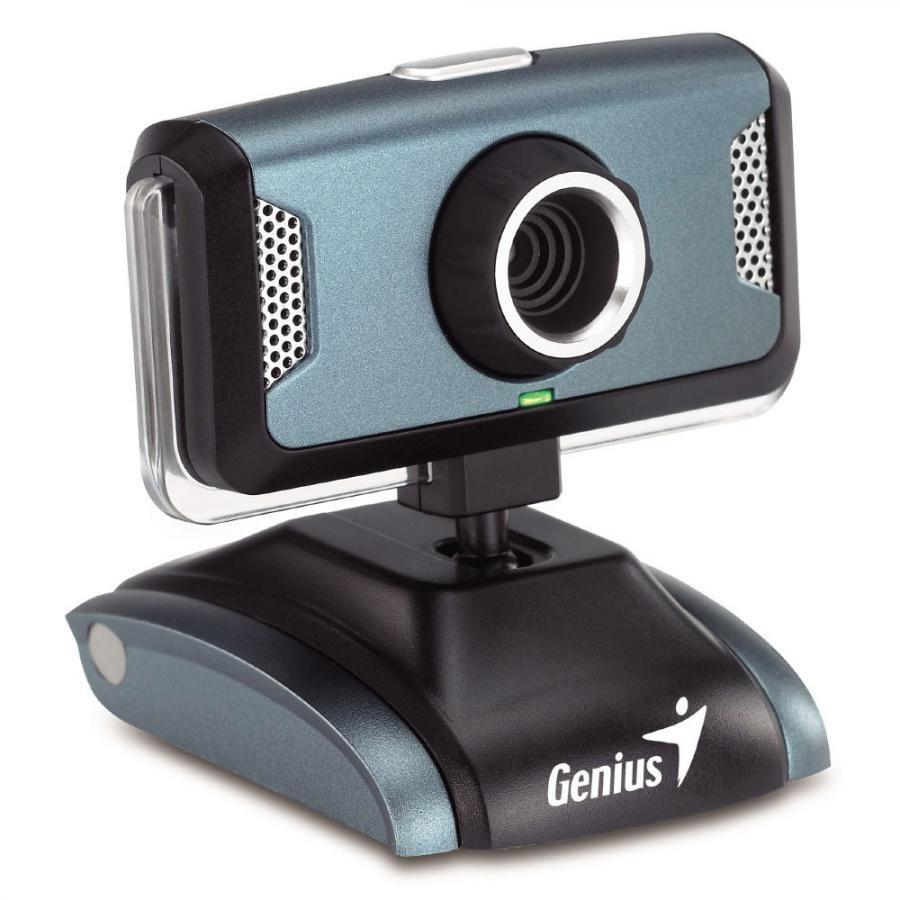 Web-камера GENIUS i-Slim 1320,  серый и черный
