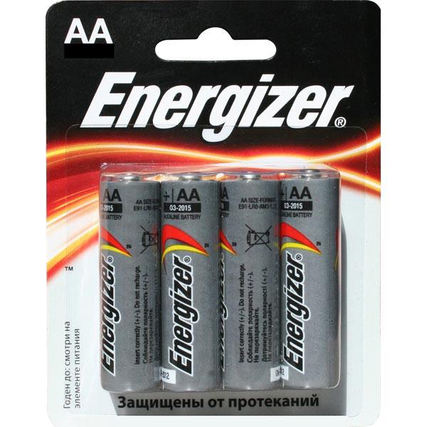 Батарея ENERGIZER Conversion FSB4/LR6,  4 шт. AA