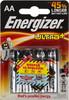 Батарея ENERGIZER Ultra Plus LR06/FSB4,  4 шт. AA вид 1