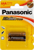 Батарея PANASONIC Alkaline Power LR03APB/2BP LR03,  2 шт. AAA вид 1