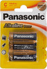 Батарея PANASONIC Alkaline Power LR14APB/2BP LR14,  2 шт. C вид 1