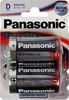 Батарея PANASONIC Everyday Power LR20EPS/2BP LR20,  2 шт. D вид 1