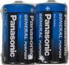 Батарея PANASONIC General Purpose R14BER/2PR,  2 шт. C вид 2