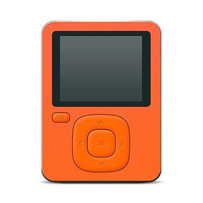 MP3 плеер EXPLAY C44 flash 4Гб оранжевый