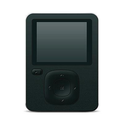 MP3 плеер EXPLAY C44 flash 4Гб черный