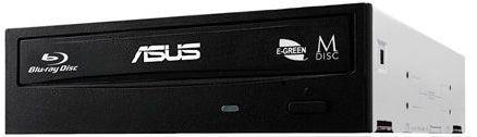 Оптический привод Blu-Ray-RW ASUS BW-16D1HT/BLK/G/AS, внутренний, SATA, черный,  Ret