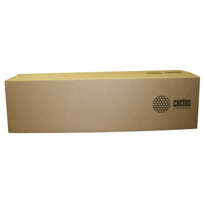 Бумага Cactus CS-LFP80-840175 A0 840мм-175м/80г/м2/белый инженерная бумага втулка:76.2мм (3
