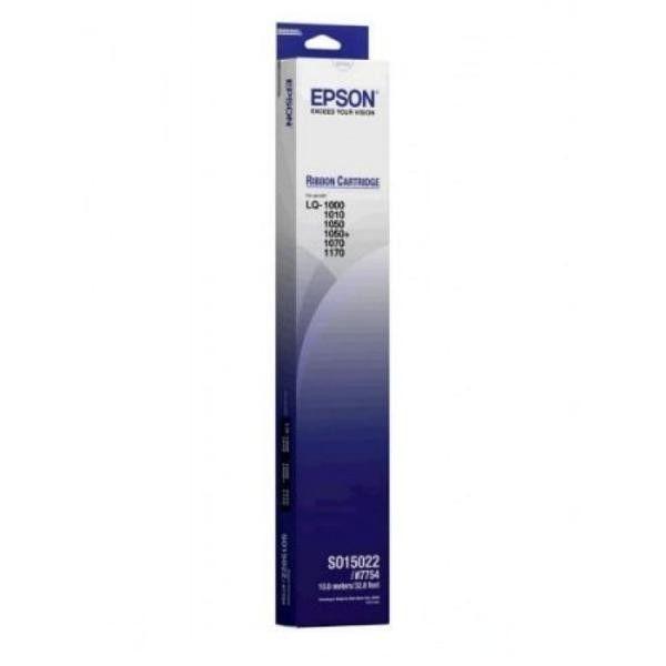 Картридж EPSON C13S015022BA черный