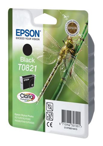 Картридж EPSON C13T11214A10 черный