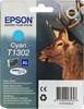 Картридж EPSON T1302 голубой [c13t13024010] вид 1