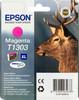 Картридж EPSON T1303 пурпурный [c13t13034010] вид 1
