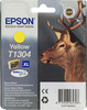 Картридж EPSON T1304 желтый [c13t13044010] вид 1