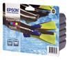 Картридж струйный Epson C13T58464010 для Epson PictureMate: Фотокартридж + фотобумага (150л.) вид 1