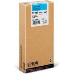Картридж EPSON T5965 светло-голубой [c13t596500]
