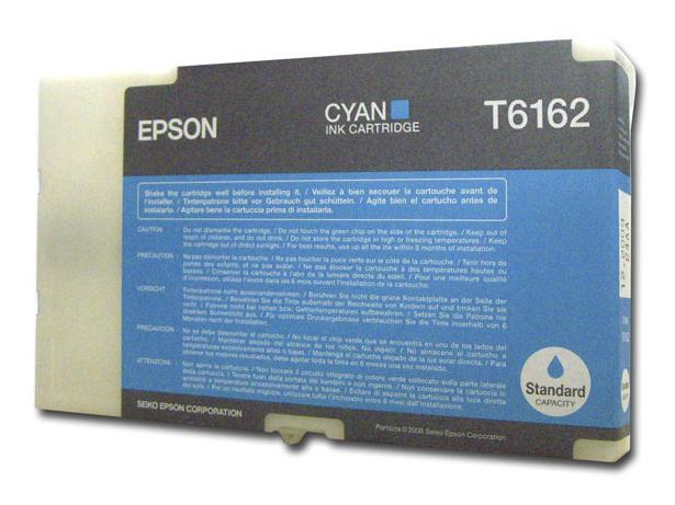 Картридж EPSON C13T616200 голубой