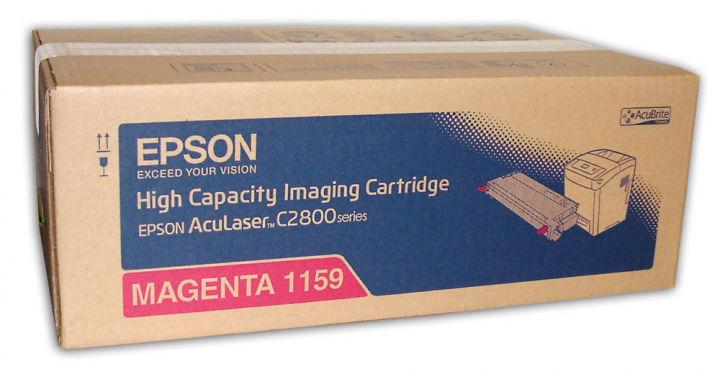Картридж EPSON C13S051159 пурпурный