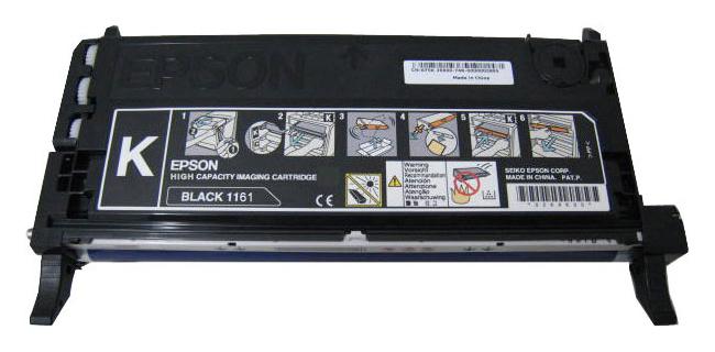 Картридж EPSON C13S051161 черный