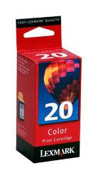 Картридж LEXMARK 15MX120E многоцветный
