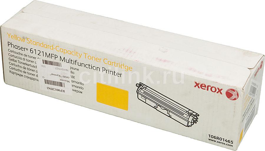 Картридж XEROX 106R01465 желтый