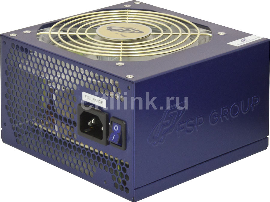 Блок питания FSP Epsilon 80 PLUS 1010,  1010Вт,  120мм,  синий, retail