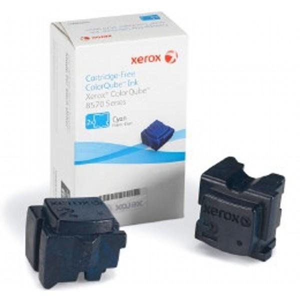 Картридж XEROX 108R00936 голубой