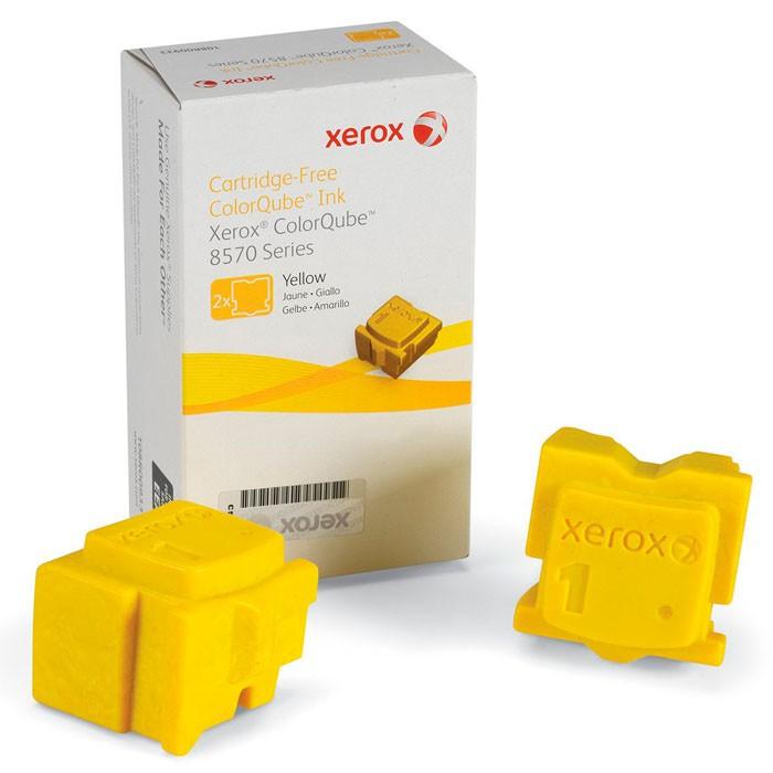 Картридж XEROX 108R00938 желтый