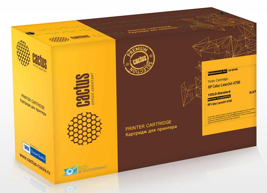 Картридж CACTUS CSP-Q5950A черный
