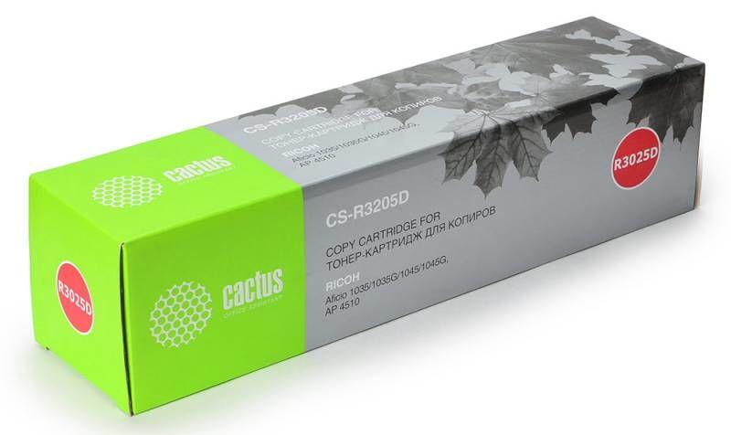 Картридж CACTUS CS-R3205D черный