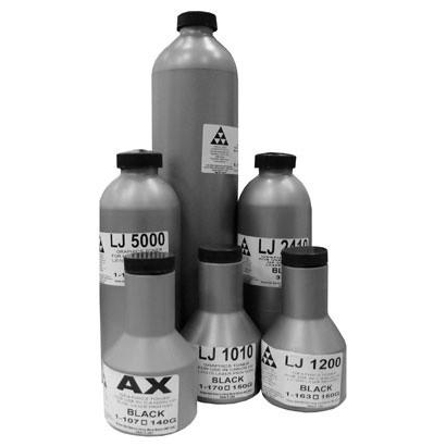 Тонер AQC для HP LJ P3005,  черный, 370грамм, флакон