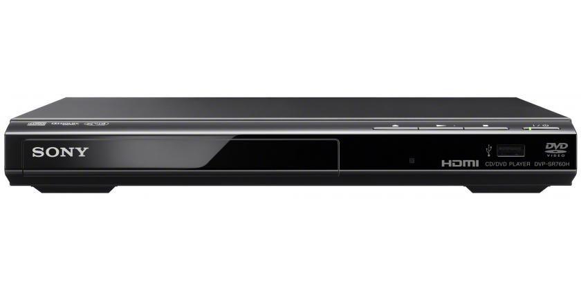 DVD-плеер SONY DVP-SR760HP,  черный [dvpsr760hpb.ru3]