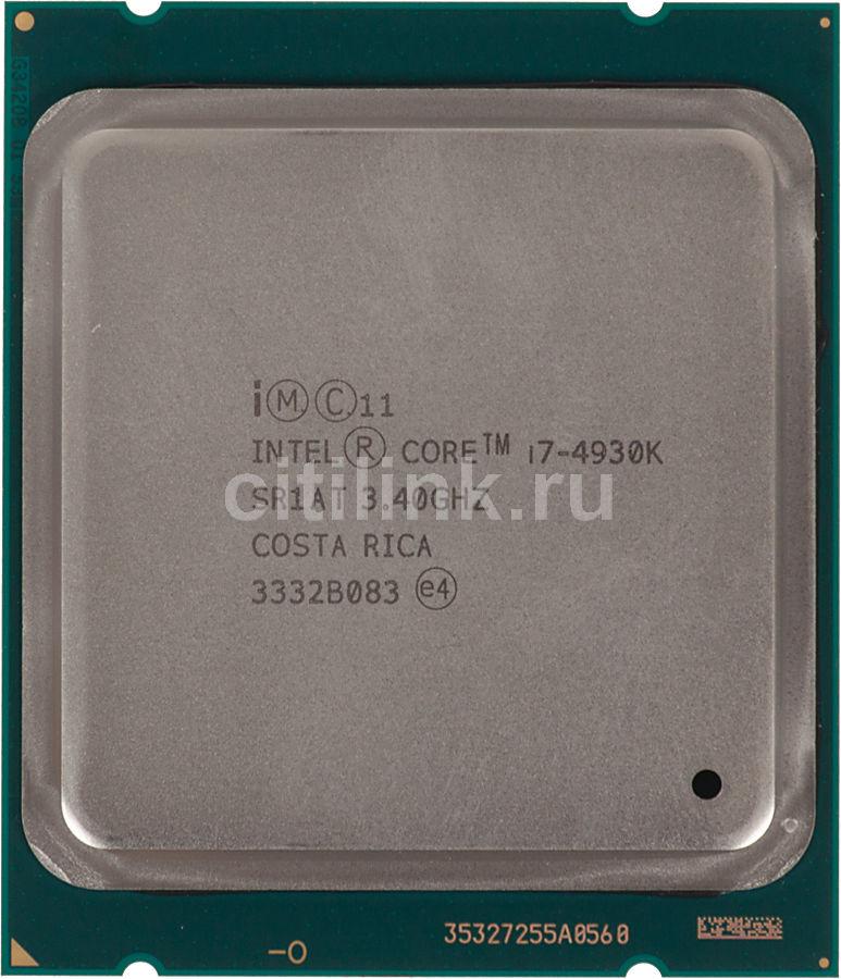 Процессор INTEL Core i7 4930K, LGA 2011 OEM [cm8063301292702s r1at]