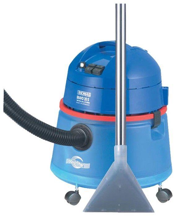 Моющий пылесос THOMAS Vario 20S, 1300Вт, синий