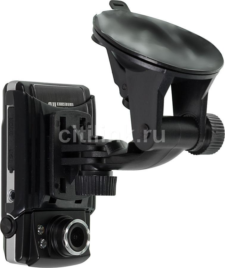 Видеорегистратор TEXET DVR-700FHD черный