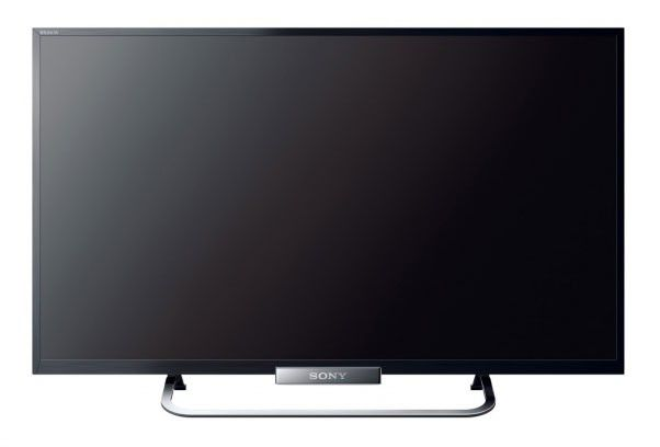 LED телевизор SONY KDL-32W653ABR  FULL HD (1080p),  черный