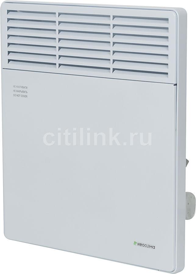 Конвектор NEOCLIMA Comforte 0.5,  500Вт,  белый [эвна0,5/230с2(м)]