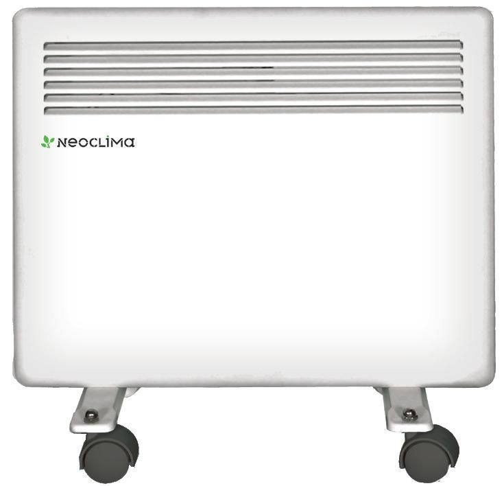 Конвектор NEOCLIMA Futuro 0.5,  500Вт,  белый