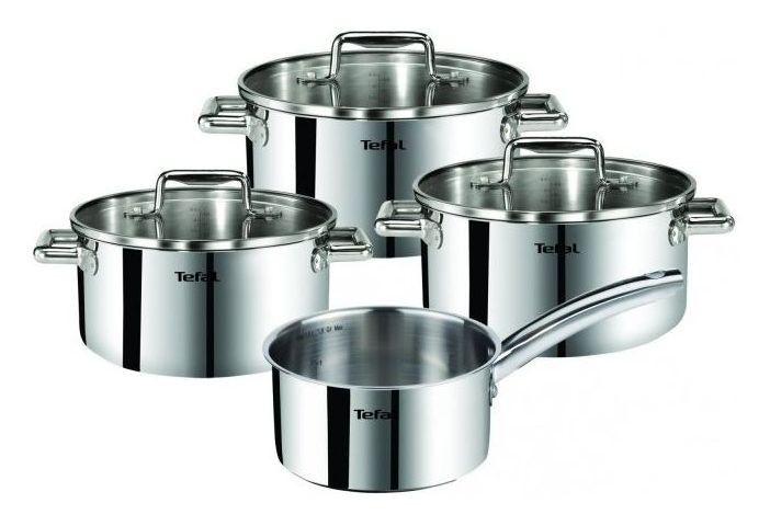 Набор посуды TEFAL Classy Chef C778S754,  7 предметов