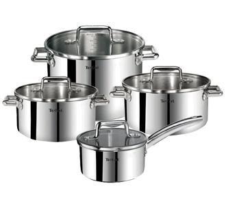 Набор посуды TEFAL Classy Chef C778S854,  8 предметов