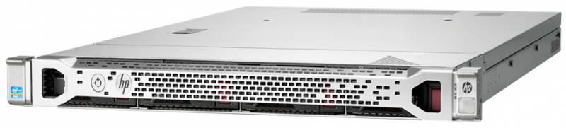 Сервер HP ProLiant DL320e Gen8 v2 1xE3-1240v3 1x8Gb SAS/SATA 1x300W 1-1-1 (722547-421)