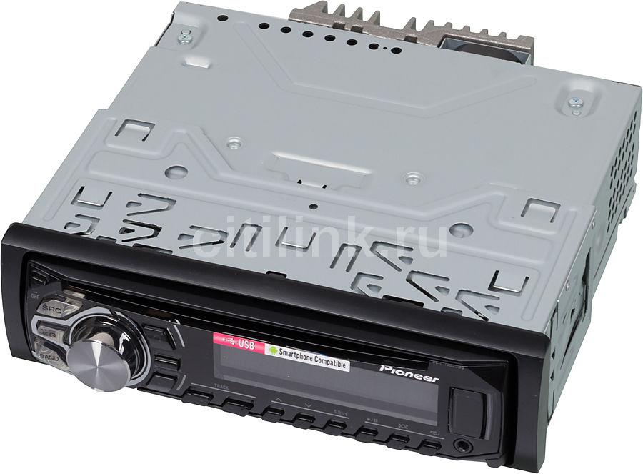 Автомагнитола PIONEER DEH-1600UBG,  USB