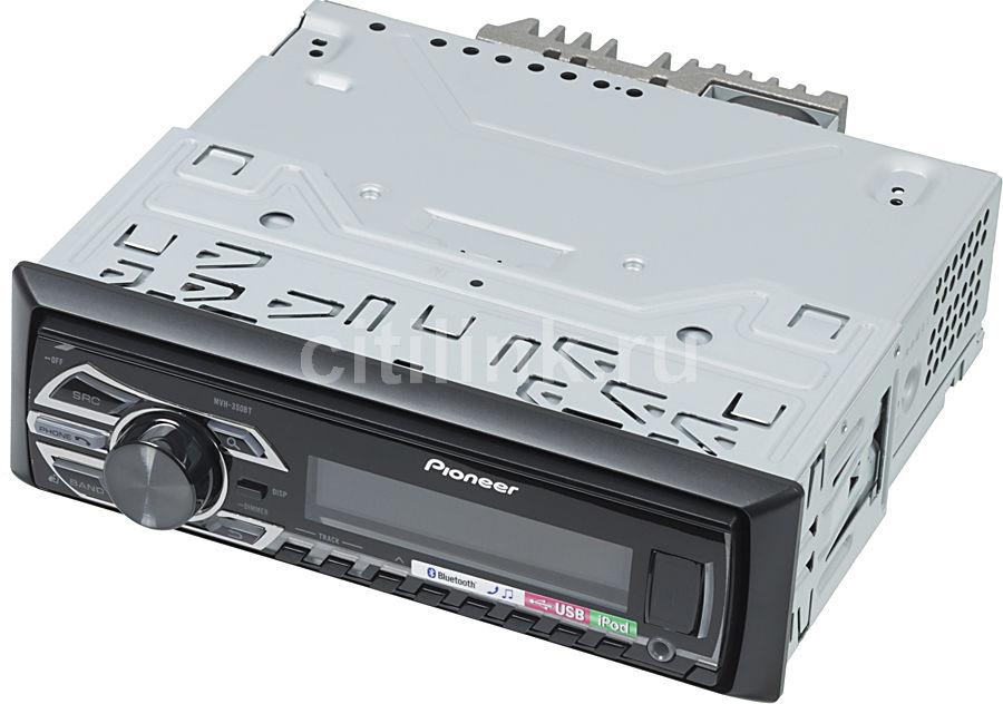 Автомагнитола PIONEER MVH-350BT,  USB