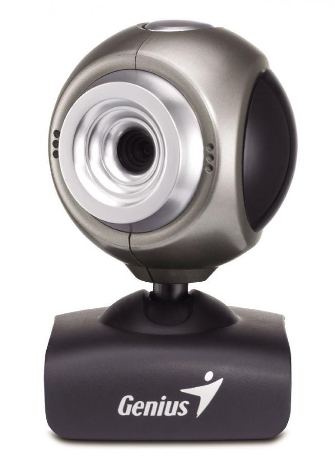 Web-камера GENIUS iLook 1321,  серый [32200132101]